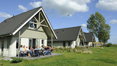 Bungalows voor 4, 6 of 8 personen