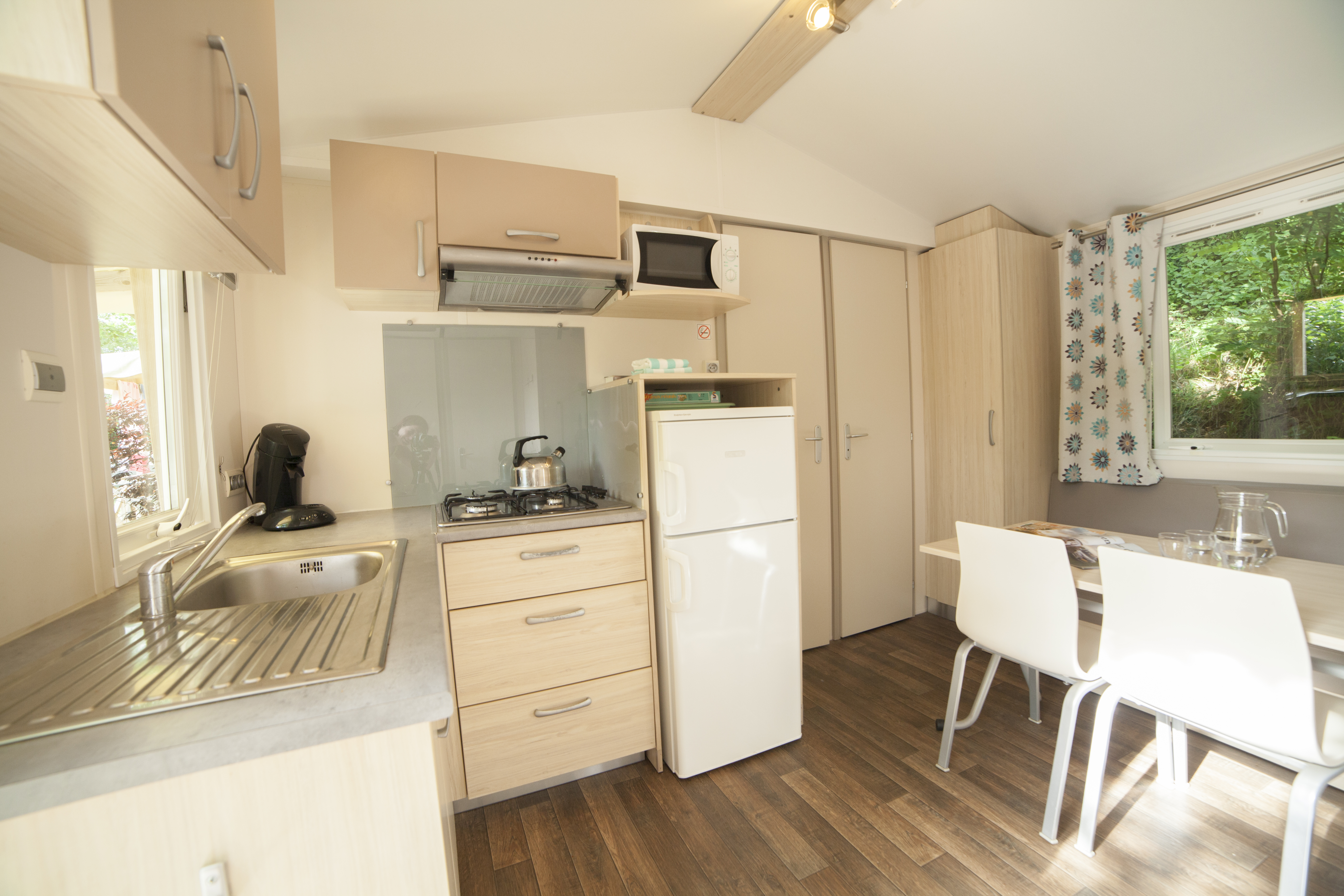 Mobil home Monpazier