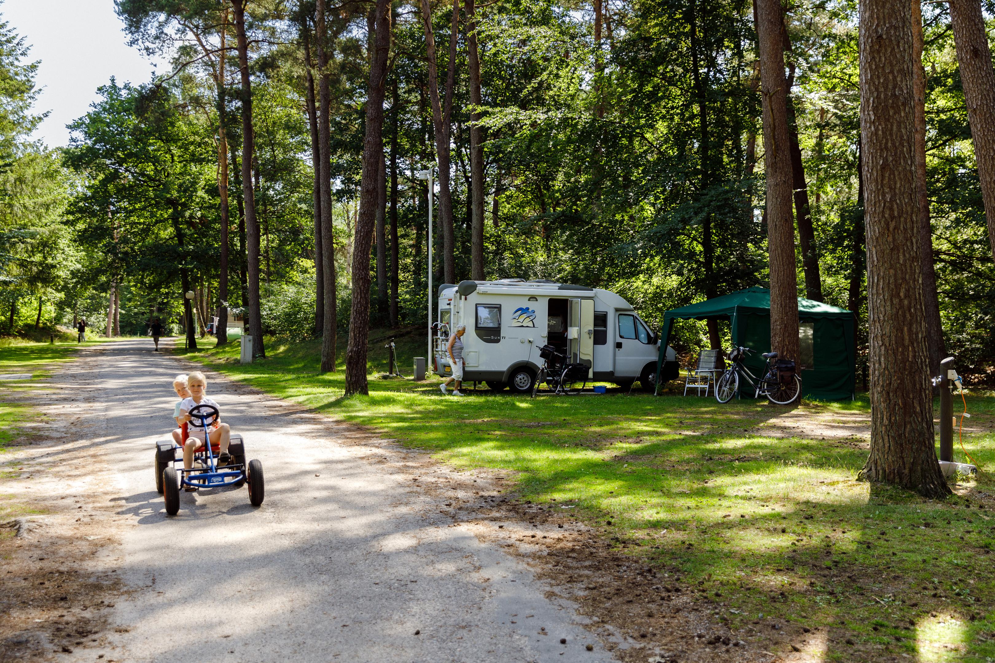 Campings > Kamperen