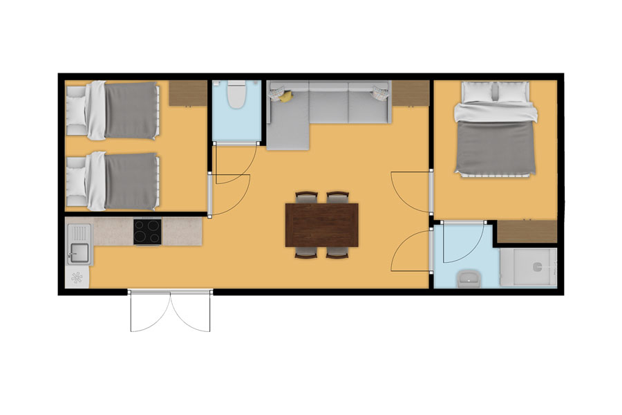 Mobil home St.Aygulf